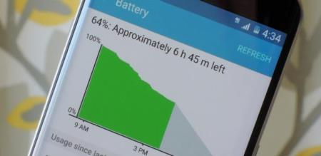 increase battery life on android devices