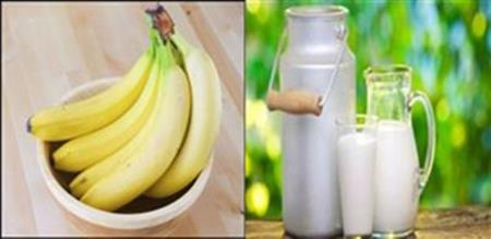 Milk And Banana Health Tips