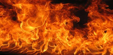 FIRE ACCIDENT IN PRIVATE SCHOOL