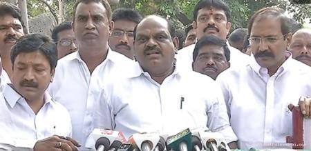 vaithilingam MP says admk do all in TN