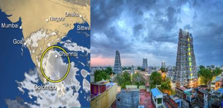 next 3 days weather report for tamilnadu