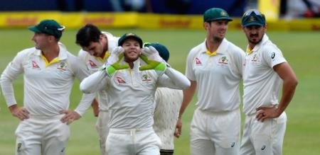 Australia test squad against sri Lanka