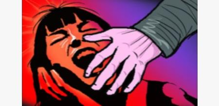 8 Th standard girl was injured in sexual harassment.
