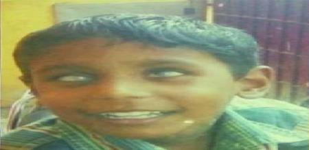 mother killed blind child by plastic cover