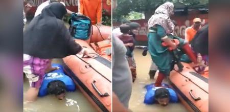 kerala rescue volunteer get car as gift