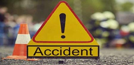 Admk MP met accident in valapaadi