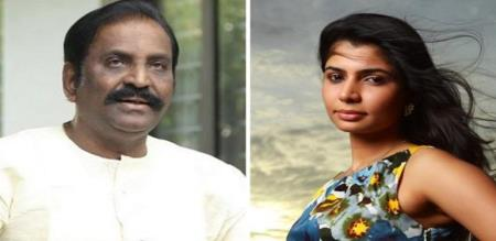 livingstone angry talk on chinmayi
