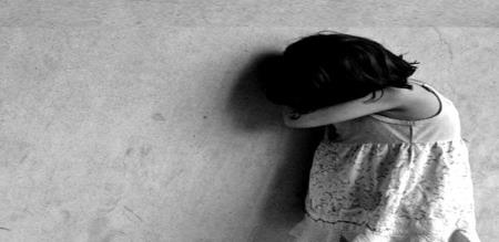 7 age girl raped by college student