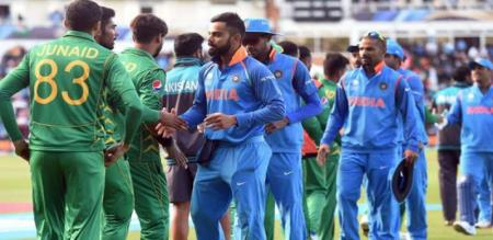 india won pakistan team