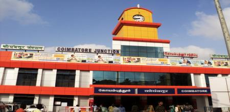 coimbatore real time monitoring