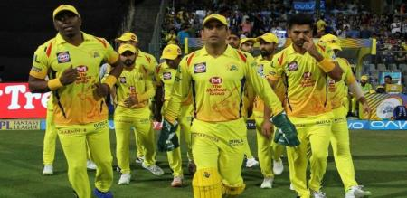indian squad have most of csk players