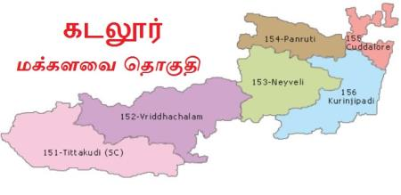 lots of confusion on cuddalore constituency dmk
