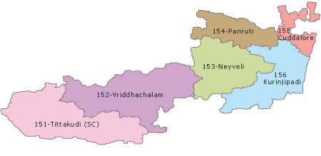cuddalore mp constituency