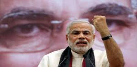 India Prime Minister Modi New Samsung Comany In Delihi