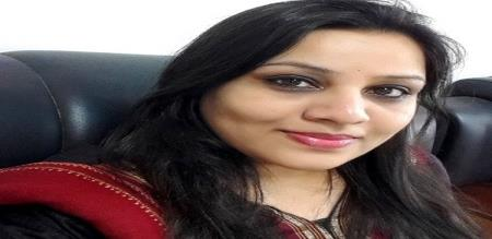 Female Collector who publicly exposed the minister