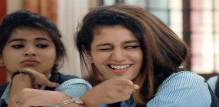 priya warriar angry on adar movie director