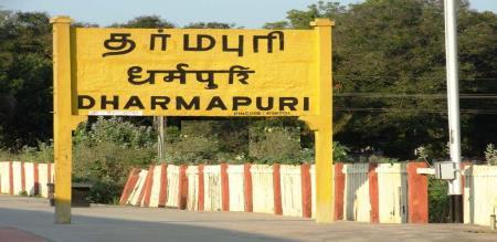in darmapuri girl died by gang rap when husband drink with her friends