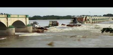 Trichy Mokkombu Dam  Work Finished Today Minister Vijayabaskar info