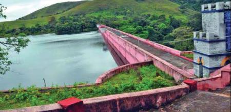 Mullai periyaru dam water increasing