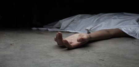 son killed mother for not giving money to drink