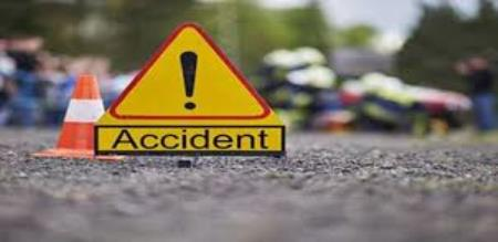 car accident in UP