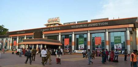 MOST BEAUTIFUL RAILWAY STATION