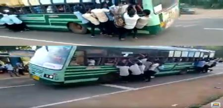 TN GOVT BIG TREBLE IN WORST BUS CONDITION