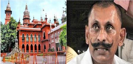 high court warn to ig ponmanikkavel