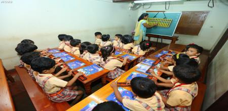 Tamilnadu Government LKG UKG Started