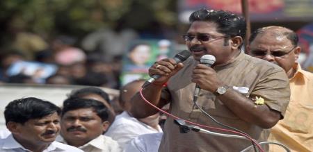Dhinarkaran speech in trichy