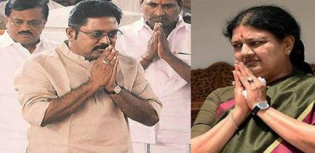 sasikala and dinakarn planned to move next step in politics