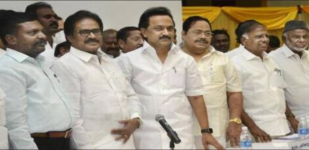dmk alliance party wise constituency