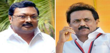 mk stalin did drama in election campaign