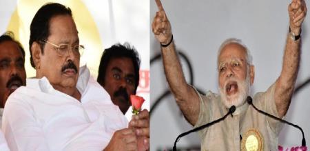 duraimurugan said, modi does not obey our tamilnadu