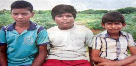 3 boys found an ancient well near Keeladi