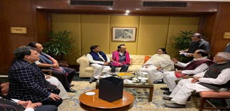 United India At Brigade : Ravishankar Prasad Press meet