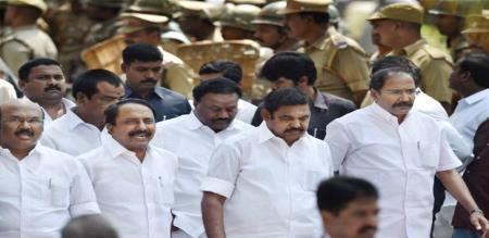 I sent notice to the speaker who tasted my wallet; Karunas interview