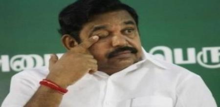 edappadi palanisamy announcement behind election