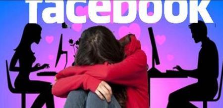 darjling girl love on face book