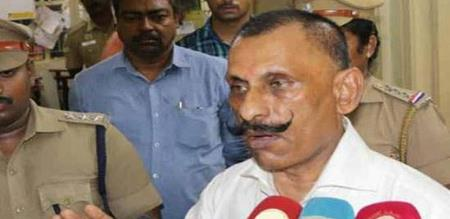 HINDU RELIGON ENDOWMENT EX COMMISSIONER ARRESTED