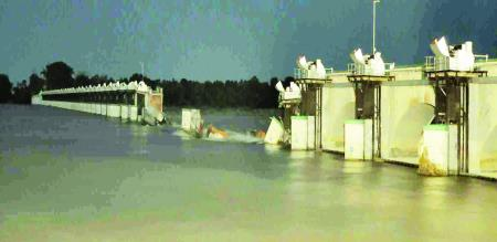 Trichy DAM Breaking Down Issues
