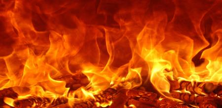 fire accident in manaamadurai temple