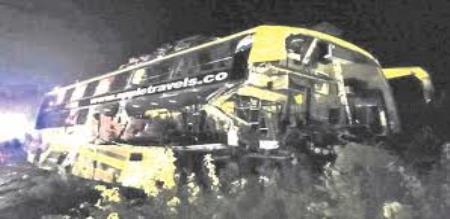 bus accident in Ulundurpettai
