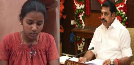 TN CM NEW ORDER IN POOR COLLEGE GIRL EDUCATION