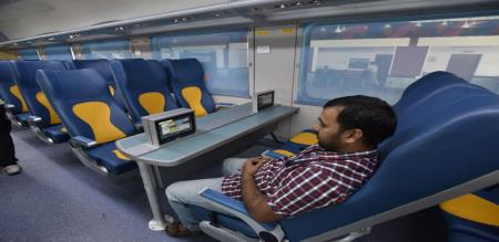 tejas train not suitable for low class peoples