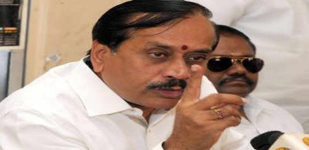 h.raja conform arrest speech in cpim state secretary