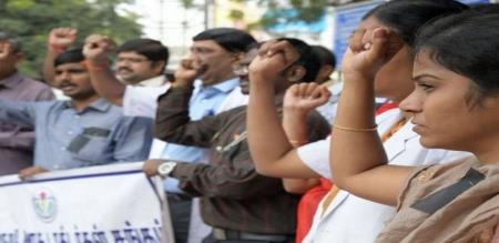 government doctors vabused their strike