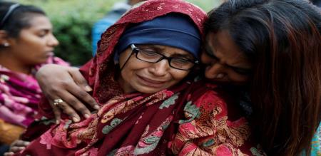 kerala girl dead in newsland gun shoot