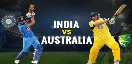 ind vs aus one day match details