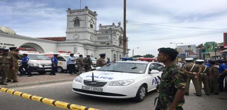 srilanka bomb blast accuest arrest